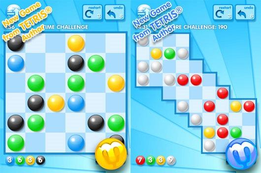 Creatorul jocului Tetris creeaza Marbly, un nou joc de iOS [VIDEO]