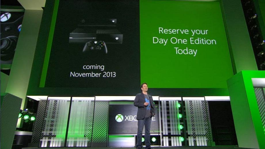 Pretul consolei si primele jocuri pe care le vom juca pe Xbox One [VIDEO]