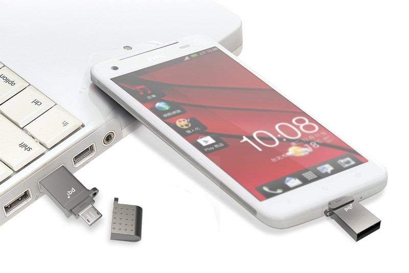 PQI lanseaza stick-uri micro USB pentru Android