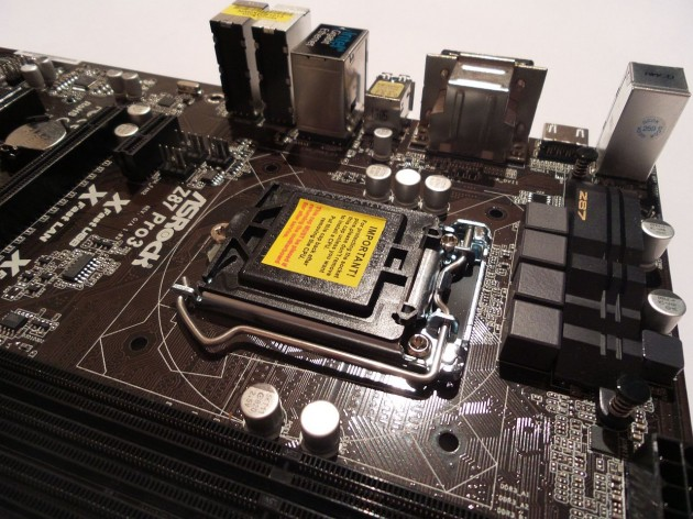 ASRock Z87 Pro3 Specificatii