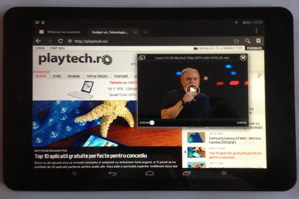 Allview Viva Q8 – O tableta pentru vremurile noastre [REVIEW]