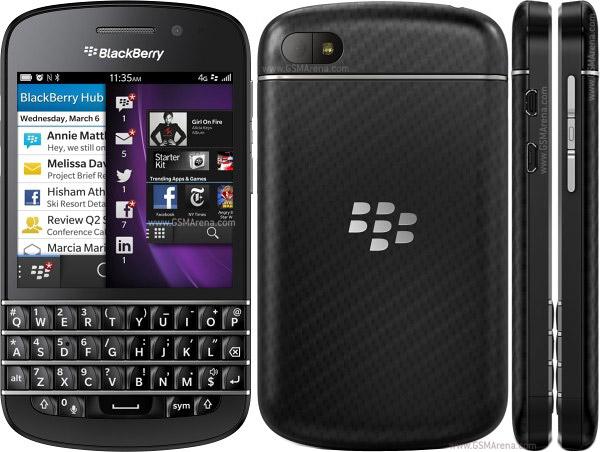 Reclama pentru BlackBerry Q10 vine oare prea tarziu? [VIDEO]