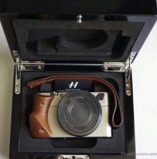 Hasselblad Stellar: un Sony RX100 imbracat in haine scumpe