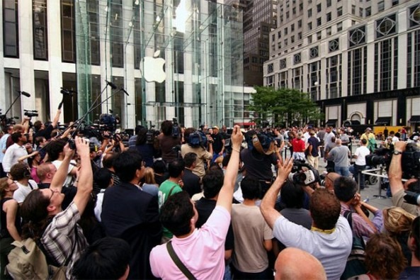 Apple nu mai este cea mai respectata companie din lume