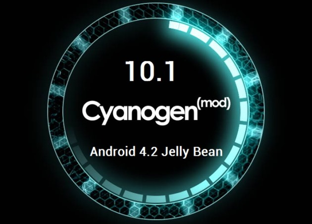 Cyanogenmod 10.1 Android security update 4.2 Jelly Bean