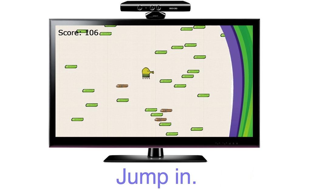 Doodle Jump, un nou joc de mobil portat pe Xbox cu Kinect [+VIDEO]