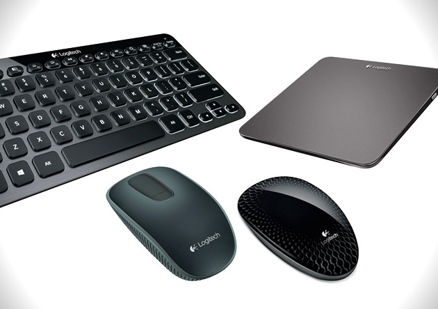 Logitech Windows-8 Products periferice