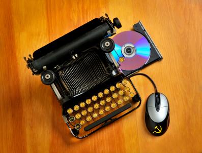 Kremlin se intoarce la masini de scris, din motive de securitate