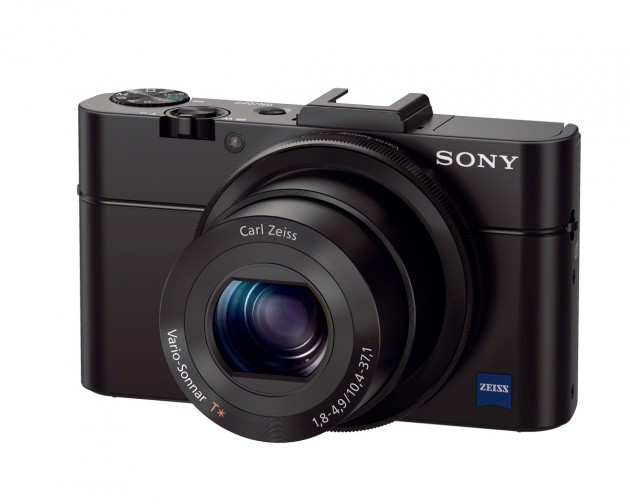 Sony RX100II_right