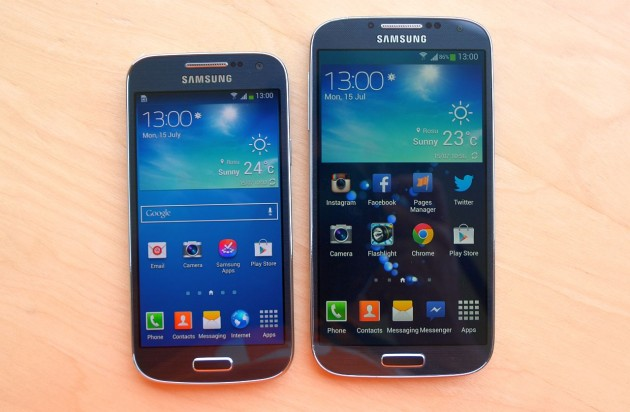 Samsung Galaxy S4 Mini Display