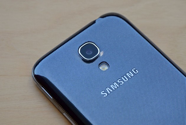 Samsung Galaxy S4 Mini Camera