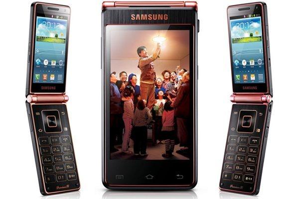 Samsung anunta Galaxy Folder, un telefon ca pe vremuri