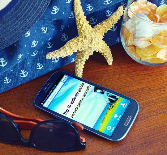 Top 10 aplicatii gratuite pentru concediu apps  travel