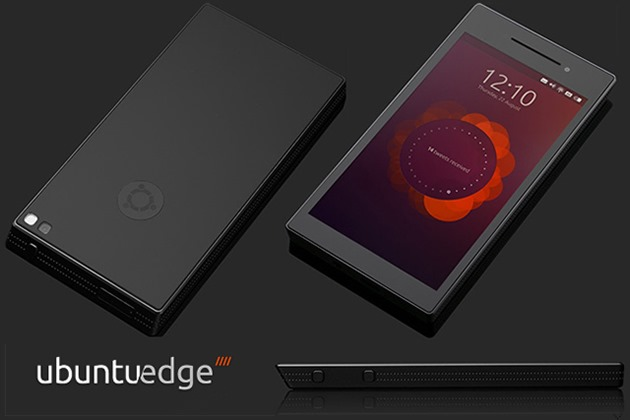Ubuntuedge lansare smartphone