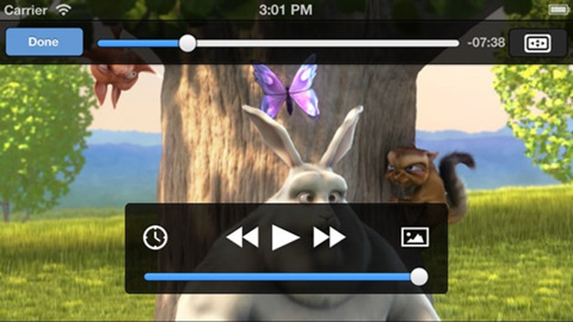 VLC iOS 2.0 player