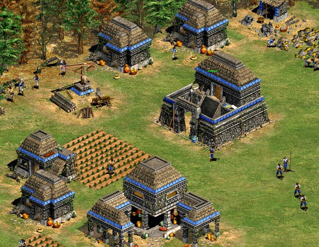 Windows 8 Age of empires hd