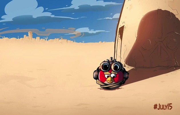 angry birds star wars prequel