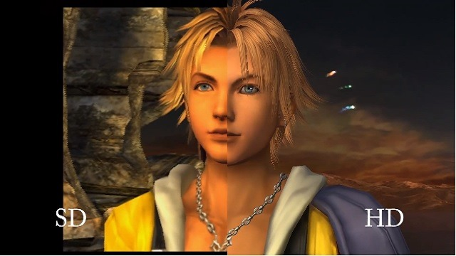 Cat de bine arata versiunea HD de Final Fantasy X / X-2?