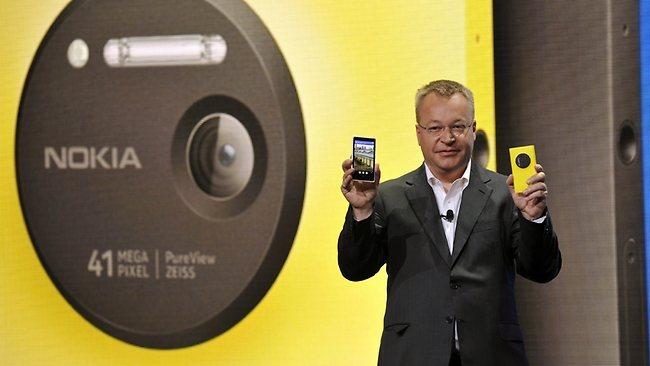 Noul Lumia 1020 este oficial, momentan accesibil doar in SUA