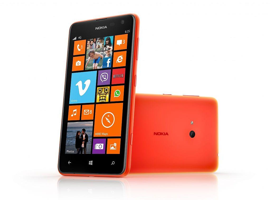 Nokia Lumia 625 – Acum lansat oficial si in Romania