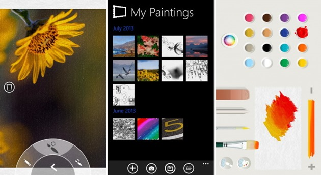 pictura wp8 Fresh Paint_Screens