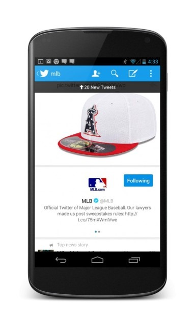 Twitter se modernizeaza pe toate platformele in acelasi timp
