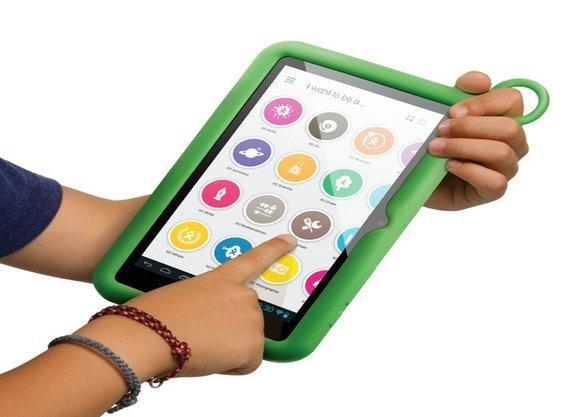Android XO Learning: conceptul OLPC, in varianta tableta