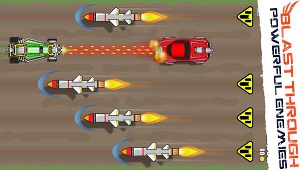 Road Riot – Tango introduce un joc original in aplicatia de chat