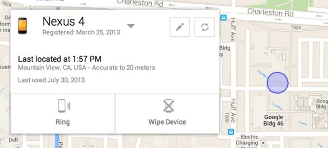 Android Device Manager – Google anunta o alternativa oficiala la Find My iPhone