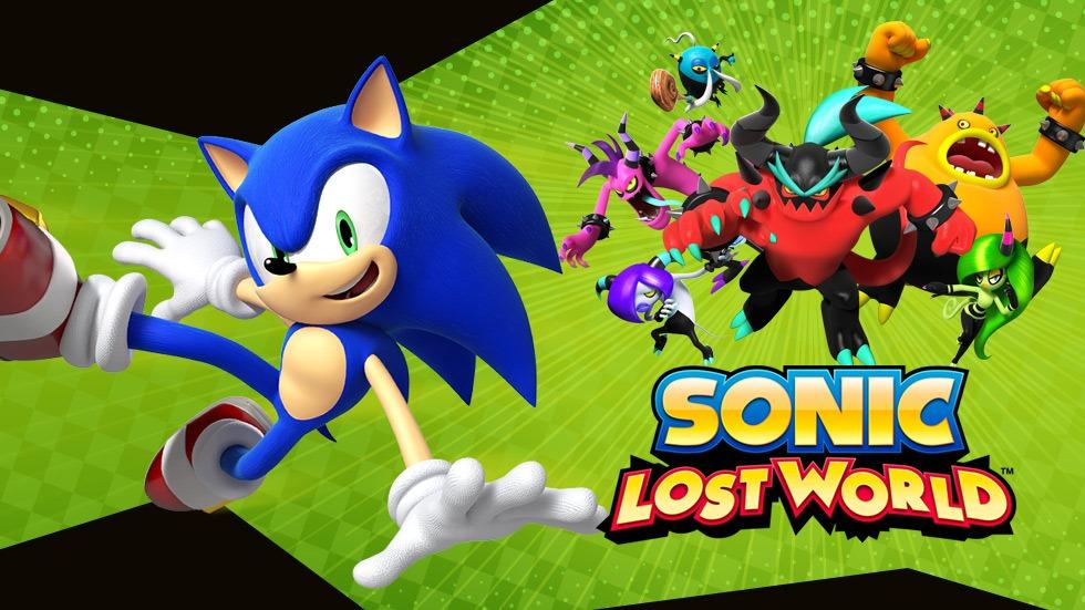 Sonic Lost World se pregateste de lansare pe consolele Nintendo [VIDEO]