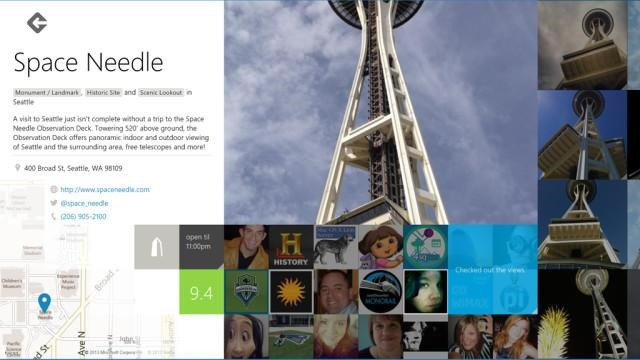 Foursquare, o noua aplicatie importanta ajunge pe Windows 8