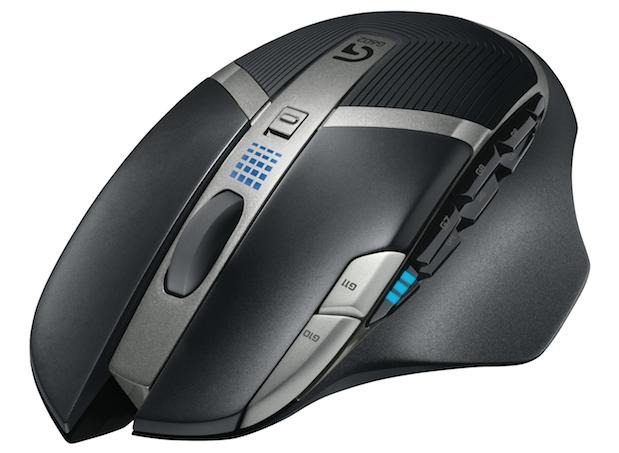 Logitech G602, un mouse wireless de gaming care nu te lasa la greu
