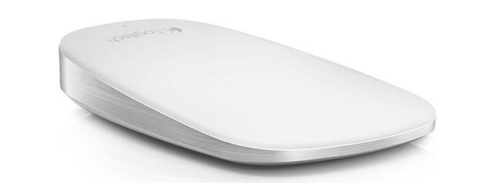 Logitech Ultrathin Touch Mouse este un mouse compact pentru deplasari [+VIDEO]