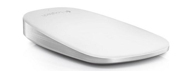 logitech ultrathin touch mouse aluminium