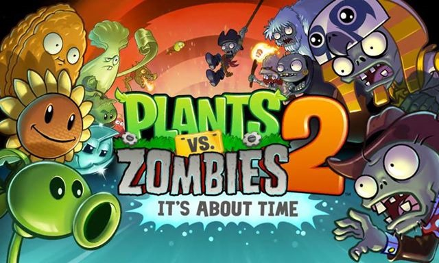 Plants vs. Zombies 2 a fost lansat global pe iOS [+VIDEO]