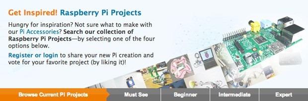 Element14, o noua comunitate care ofera acces la proiecte de Raspberry Pi