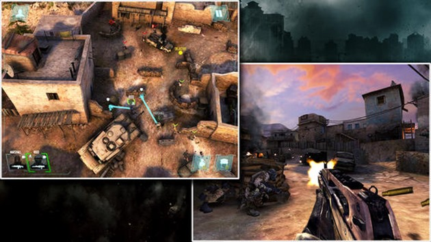 Call of duty strike team ios mobile