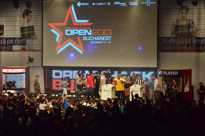 Eveniment Gaming Dreamhack 2013