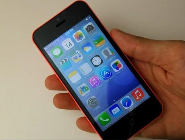 GooPhone i5c clona iphone 5c chinezarie
