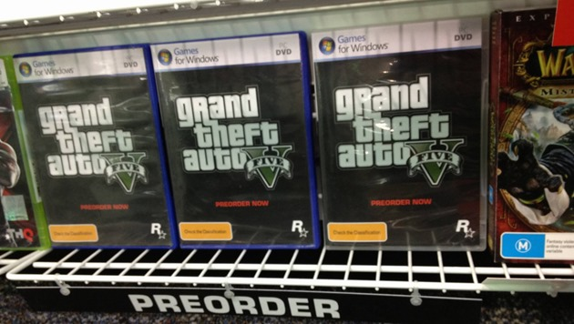 Grand Theft Auto 5 GTA5 pc