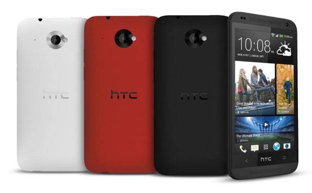 HTC Desire 601 – un nou smartphone inspirat de One al celor de la HTC