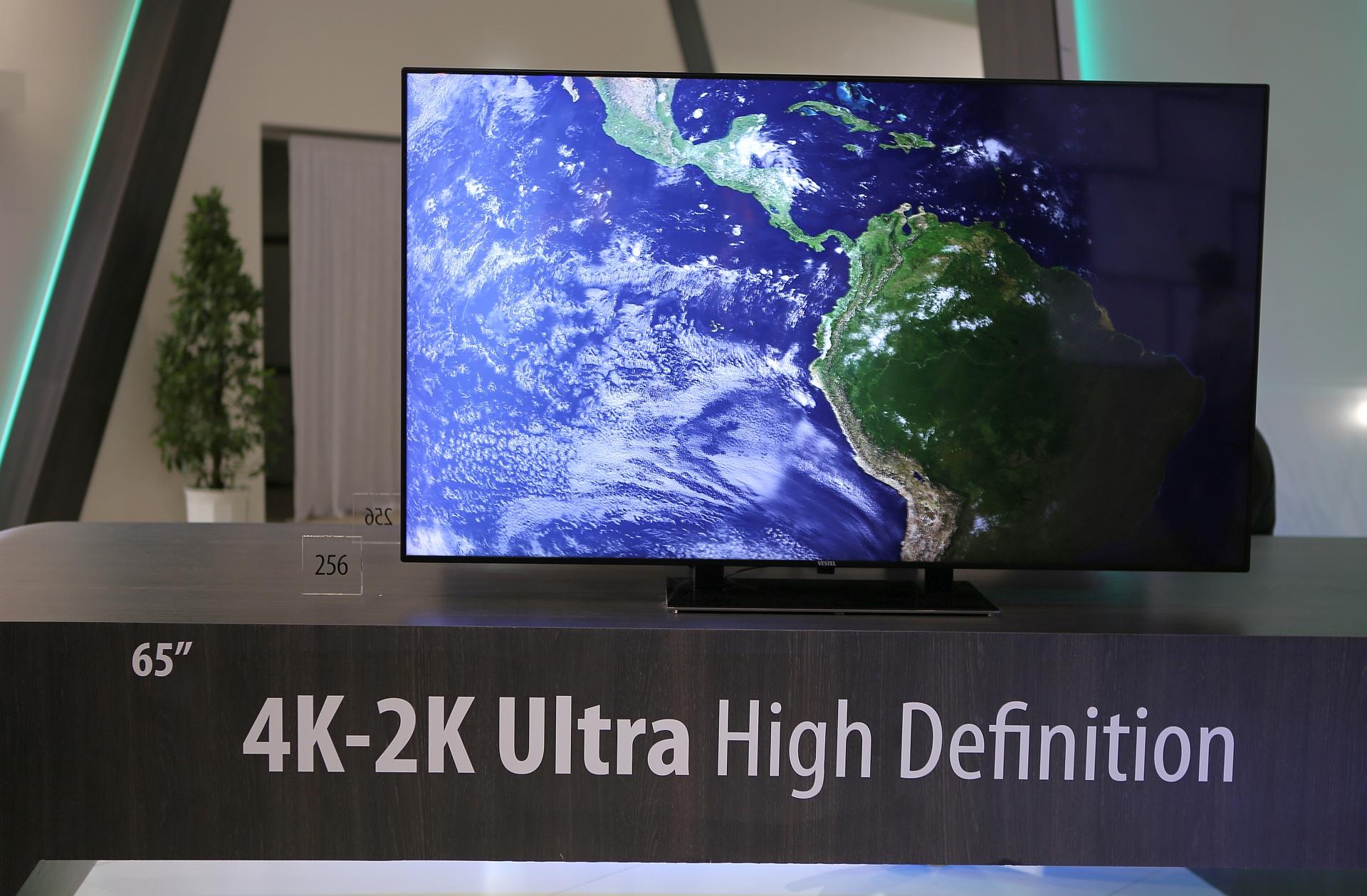 IFA 2013: Nu doar brandurile cunoscute au televizoare 4K