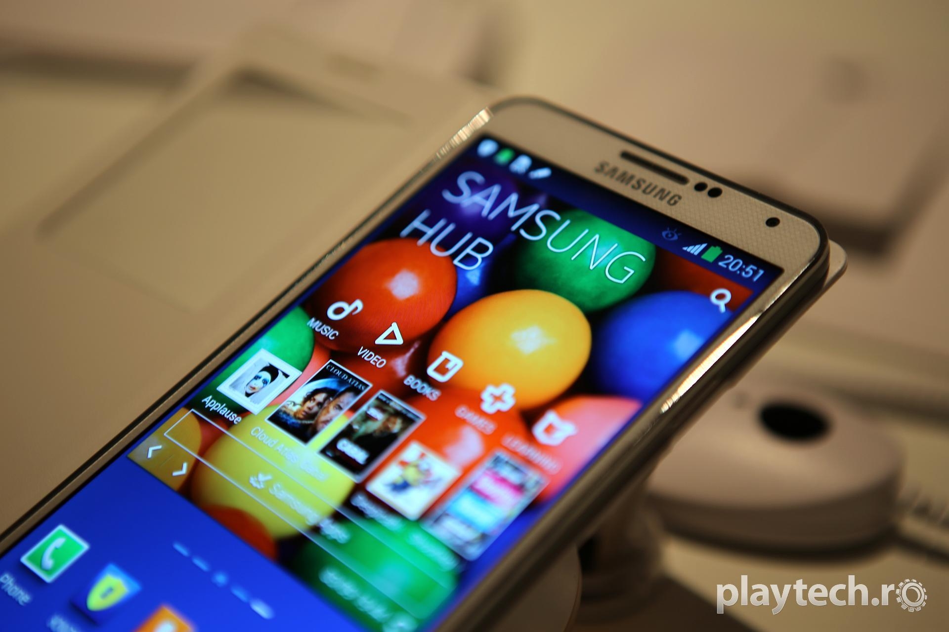 IFA 2013: Samsung Galaxy Note 3 Hands-On