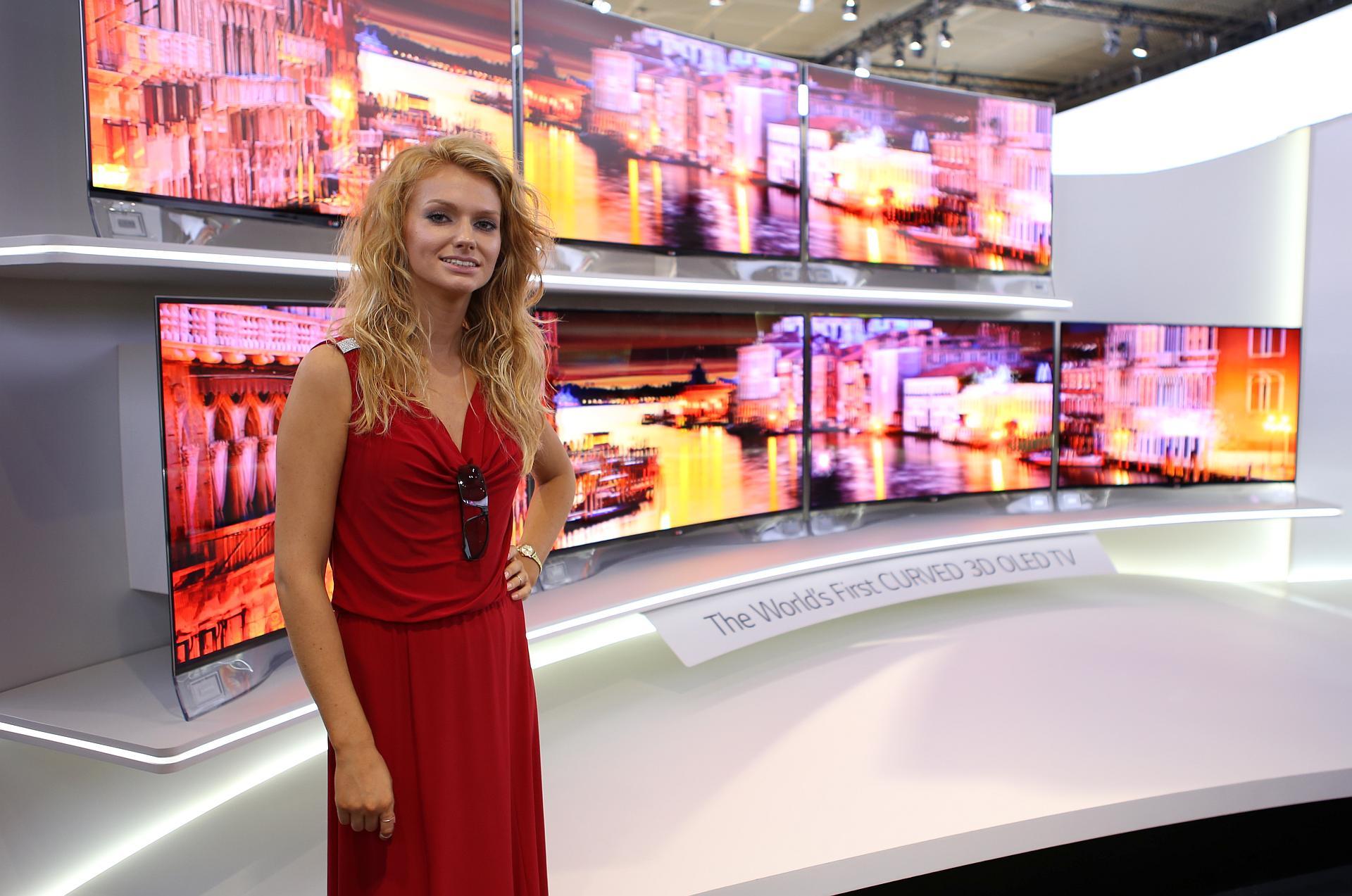 Televizoare LG – Detalii fara limite la IFA 2013
