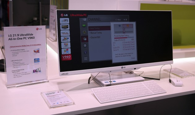 LG All In ONe Ultra Wide PC