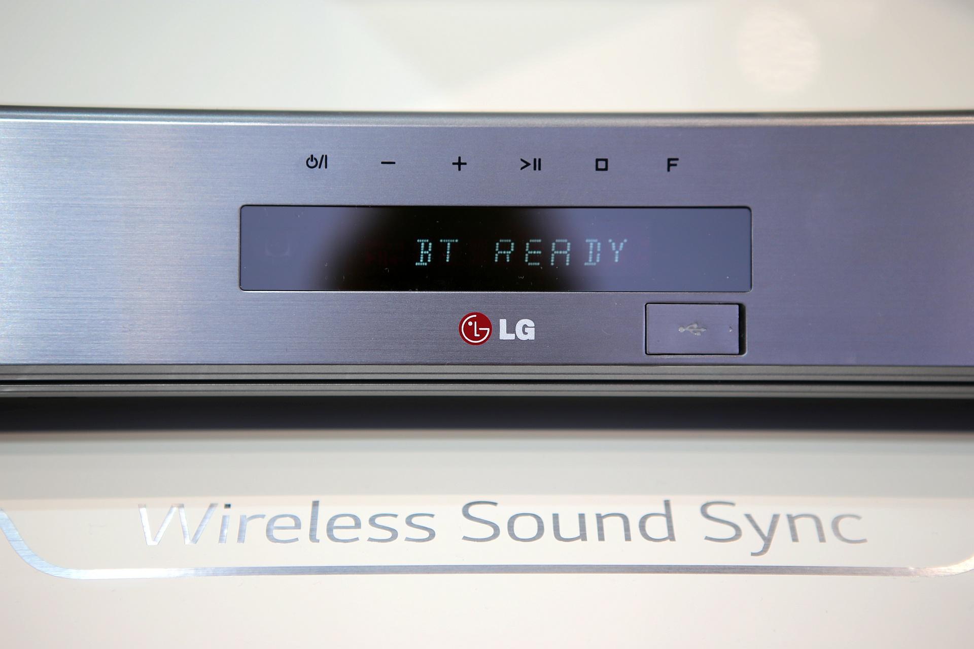 Multimedia si audio de la LG – Acolo unde sunetul este important
