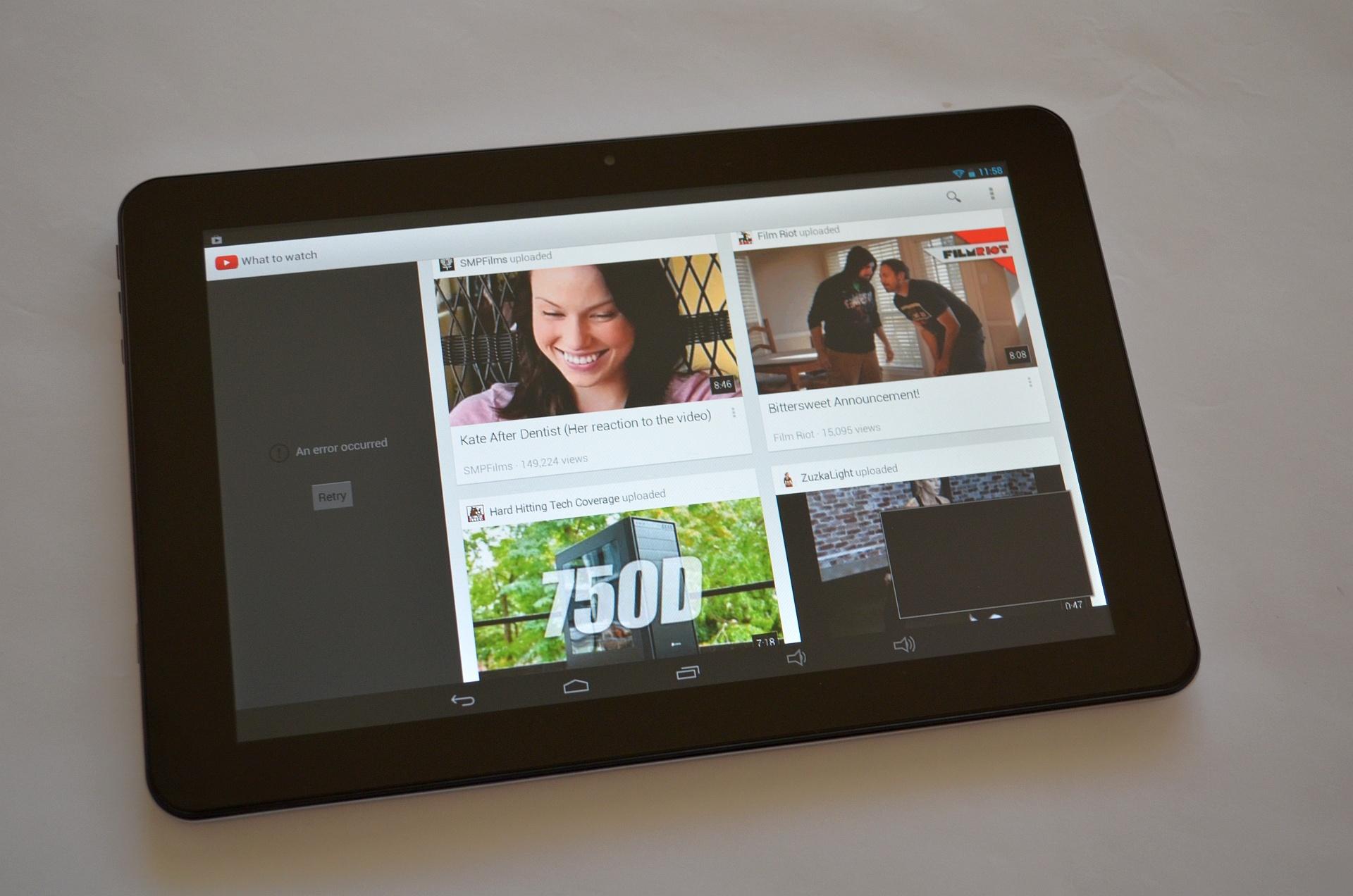 InfoTouch iTab Raptor 10, cea mai performanta tableta sub brand romanesc