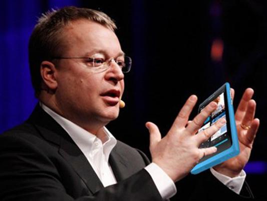 Microsoft Stephen-Elop CEO Nokia