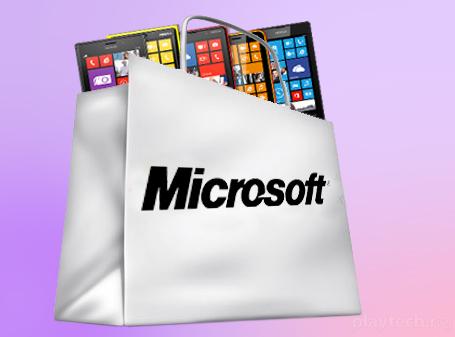 Microsoft a cumparat Nokia