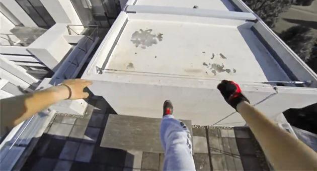 Mirror's Edge Parkour Video promo